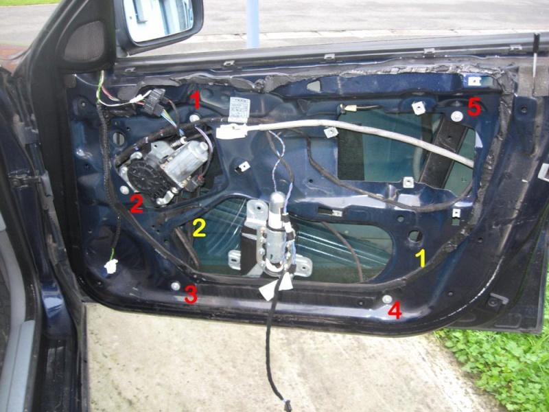 Forum technique associatif de darkgyver e46 m47 an 2002 for Ouverture de porte electrique