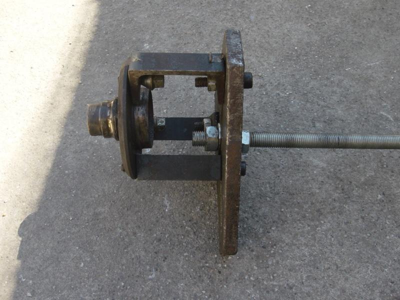 Extracteur de roulement fait maison dans sa connaissance for Fabrication presse hydraulique maison