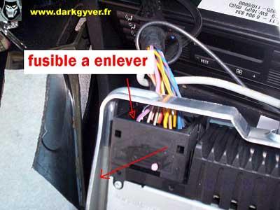 Rta bmw de darkgyver d montage remontage console centrale e39 d montage remontage console - Console centrale bmw e46 ...