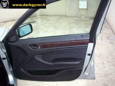 Demonter Garniture Porte Mercedes Classe C