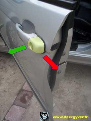 Rta bmw de darkgyver remplacement du barillet de porte e46 remplacement du barillet de porte e46 - Comment changer un barillet de porte ...