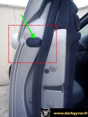 Rta bmw de darkgyver remplacement du barillet de porte - Changer un barillet ...