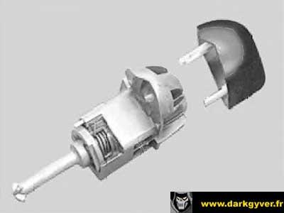Rta Bmw De Darkgyver Remplacement Du Barillet De Porte E46 Remplacement Du Barillet De Porte E46