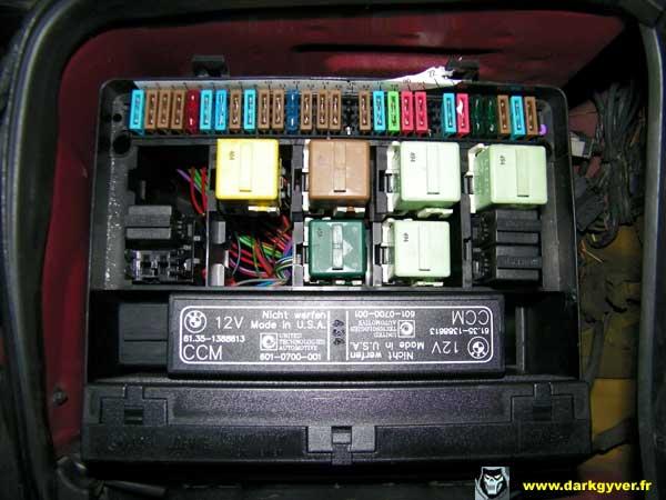 Schema Electrique Autoradio Bmw E46 : rta bmw de darkgyver localisation relais e34 avec module ~ Pogadajmy.info Styles, Décorations et Voitures