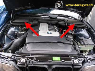 Bmw Derniers Modeles >> RTA BMW de DarkGyver - Remplacement filtre à particules clim E39 - Remplacement filtre à ...
