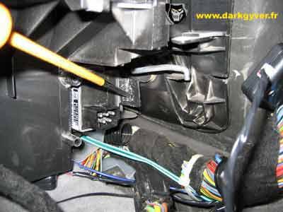 Rta bmw de darkgyver tests et remplacement tage de for Systeme interieur 2000