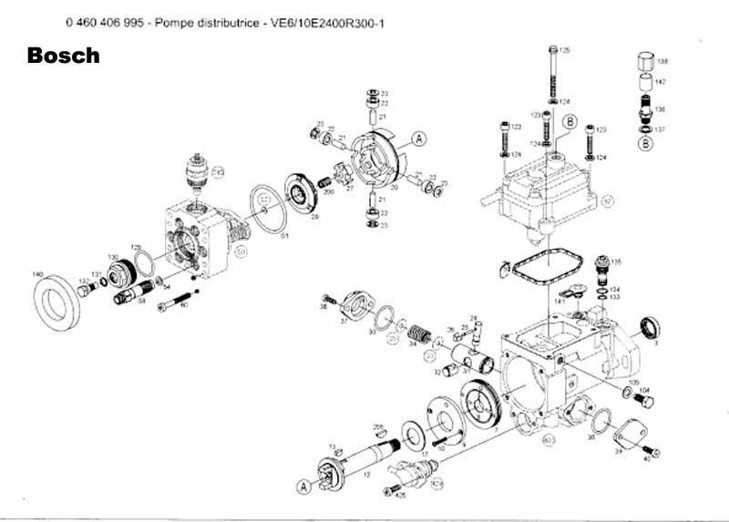 forum technique associatif de darkgyver e36 m51 an96 pompe injection fuites moteur. Black Bedroom Furniture Sets. Home Design Ideas
